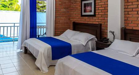 habitacion junior suite tumaco